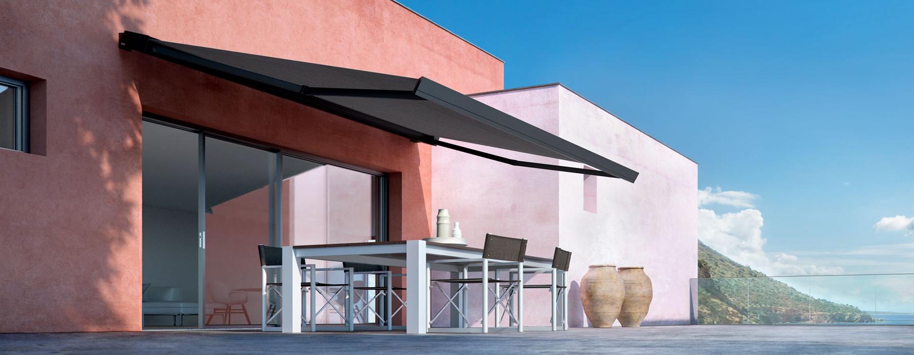 Tende da sole per balconi tende da sole verona for Tende da sole velux